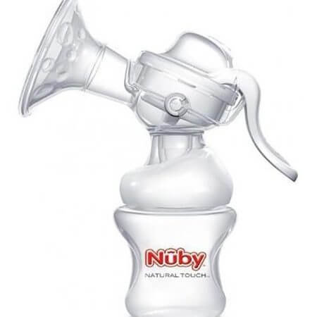 Sacaleche Manual Nuby