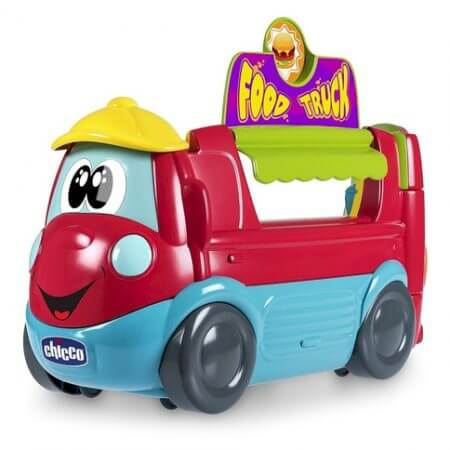 Juguete Chicco Camion Food Truck