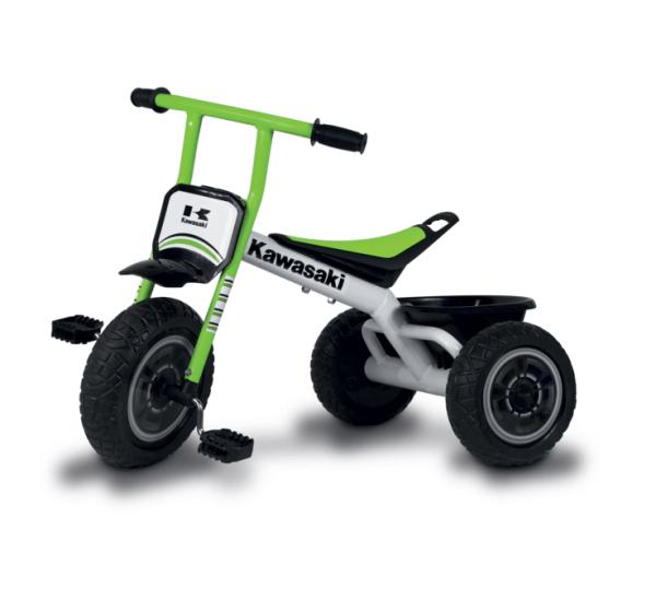 Triciclo Max Kawasaki